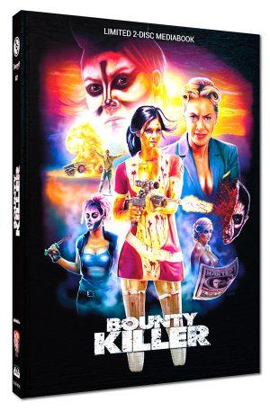 Bounty Killer Mediabook Cover B