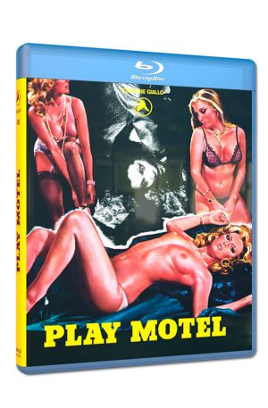 Play Motel Amaray Wendecover