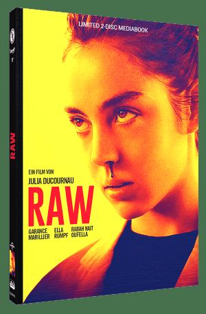 RAW Mediabook