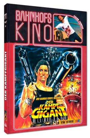 Der Kampfgigant Mediabook Cover A