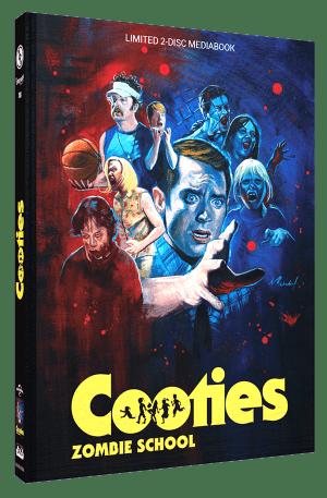 Cooties Mediabook Cover A