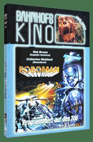 Roboman Mediabook Cover A