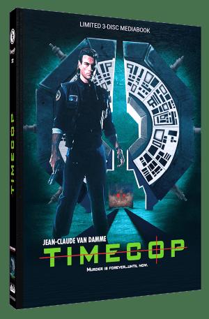 TimeCop Mediabook Cover A