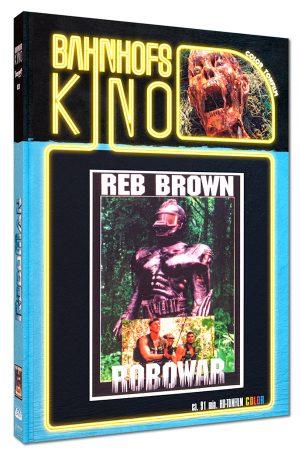 Robowar Mediabook Cover B