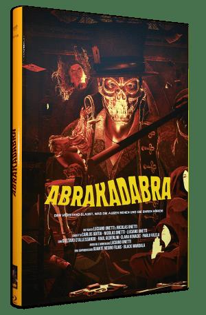 Abrakadabra Hardbox Cover B