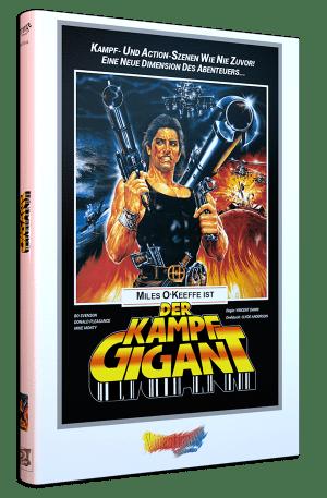 Der Kampfgigant Hardbox Cover A