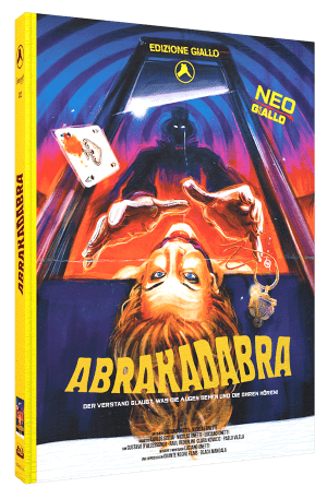 Abrakadabra Mediabook Cover A
