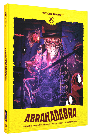 Abrakadabra Mediabook Cover C