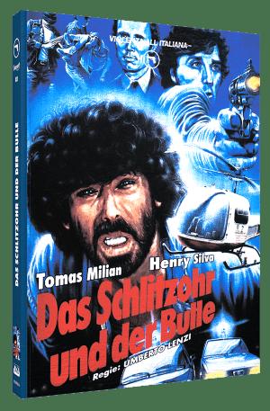 Das Schlitzohr und der Bulle Cover A - Mediabook