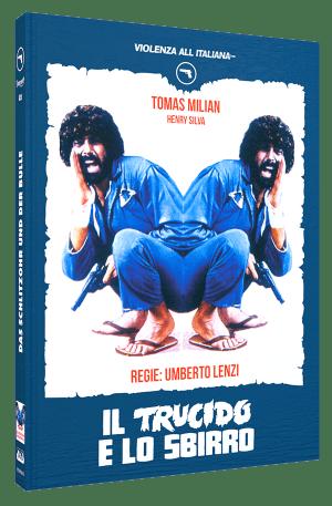 Das Schlitzohr und der Bulle Cover B - Mediabook