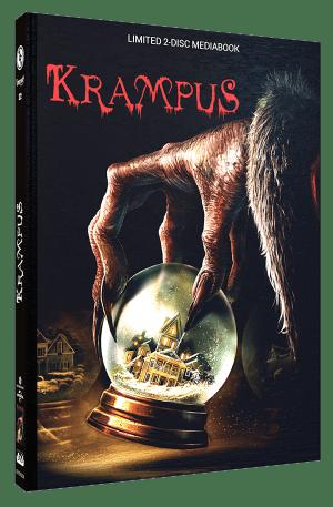 Krampus Cover A - Mediabook