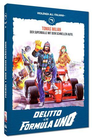 Formel 1 und heiße Mädchen Mediabook Cover B