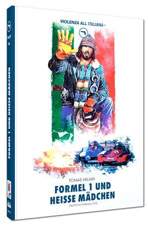 Formel 1 und heiße Mädchen Mediabook Cover C