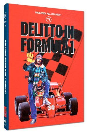 Formel 1 und heiße Mädchen Mediabook Cover D