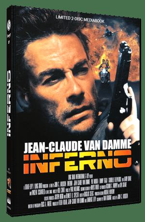 Inferno Mediabook Cover A