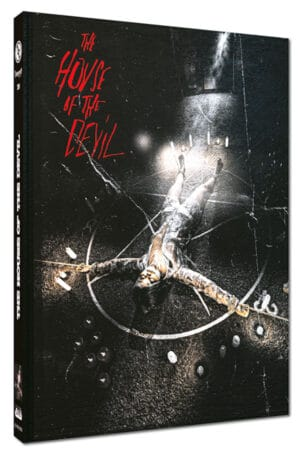 The House Of The devil Mediabook Cover B