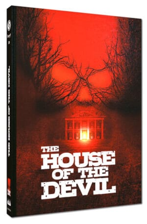 The House Of The devil Mediabook Cover C