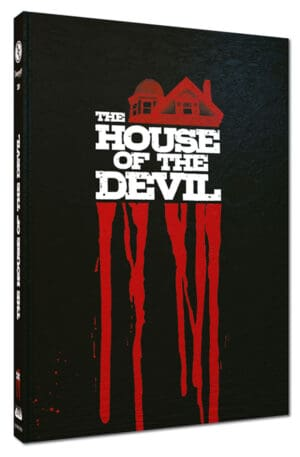 The House Of The devil Mediabook Cover D