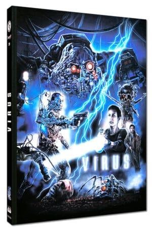 Virus Mediabook Cover A