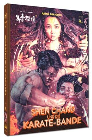 Shen Chang und die Karate-Bande Mediabook Cover A