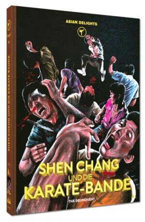 Shen Chang und die Karate-Bande Mediabook Cover C