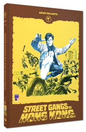 Shen Chang und die Karate-Bande Mediabook Cover D