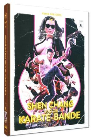 Shen Chang und die Karate-Bande Mediabook Cover E