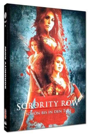 Sorority Row Mediabook Cover C