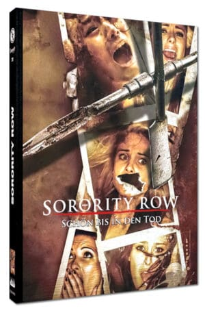 Sorority Row Mediabook Cover D