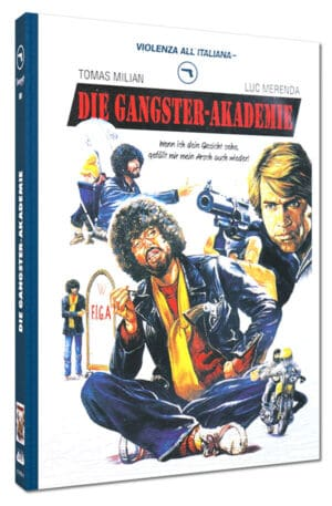 Die Gangster-Akademie Cover A