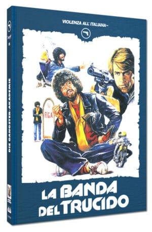 Die Gangster-Akademie Cover B