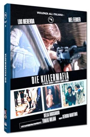 Die Killermafia Mediabook E