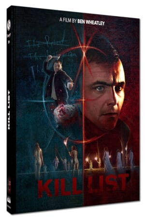 Kill List Mediabook Cover A