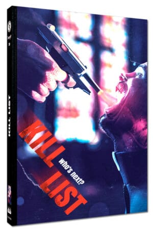 Kill List Mediabook Cover B