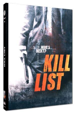 Kill List Mediabook Cover C