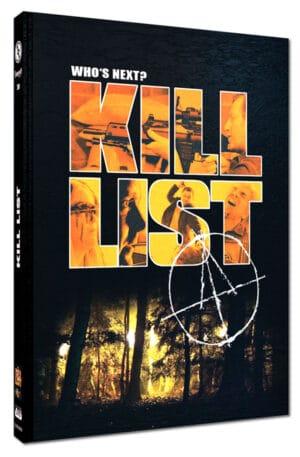 Kill List Mediabook Cover D