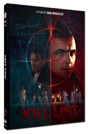 Kill List Mediabook Cover E